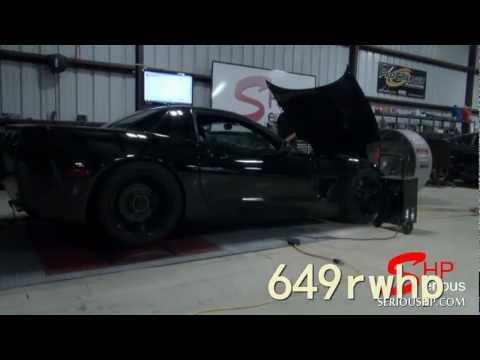 SHP Tuning : C5 Corvette LS1 D-1SC Procharger Supercharger Pump Gas Me