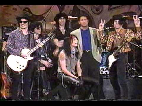 LA Guns - Sex Action/Ballad of Jayne - Live TV appearance ...
