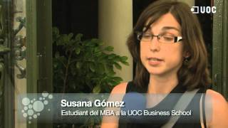 Trobada MBA UOC Business School