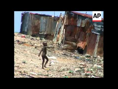 Haiti short of food after riots over food shortages