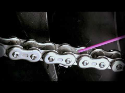Motorcycle Dry Chain Lube