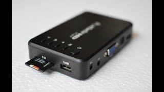 Best media player Amkette flash tv HD