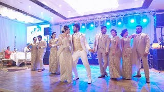 PUBUDU AND MASHI WEDDING SURPRISE DANCE