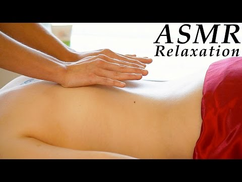 Relaxing ASMR Massage # 2 , Softly Spoken & Gentle Whisper Full Body Massage, Back Massage Music Videos