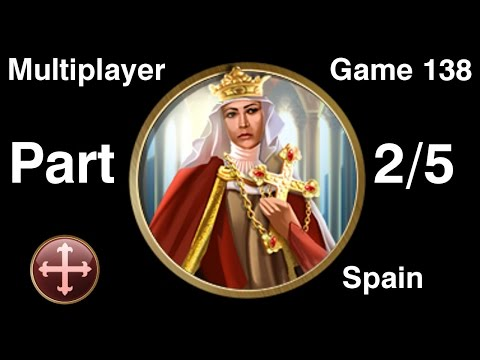 Civilization 5 Multiplayer 138: Spain [2/5] ( BNW 6 Player Free For All) Gameplay/Commentary