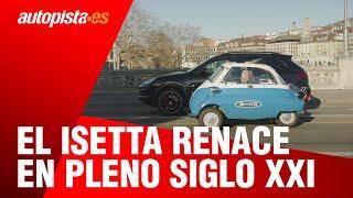 El Isetta renace en pleno siglo XXI: así será