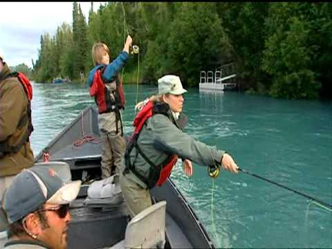Kenai river rainbow trout fishing how to save money and for Kenai river fishing report