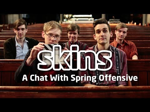 Spring Offensive Interview - Skins Session