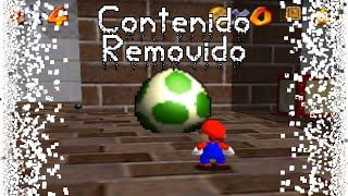 Contenido Removido: Super Mario 64