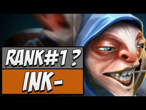 Ink Meepo - Rank #1 in the World | Dota Gameplay