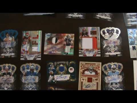 NASTY 8 BOX Football Break Recap Half Case Crown Royale 2 Box ABSOLUTE MEM