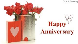 Happy Anniversary Quotes || Beautiful Anniversary Quotes Video