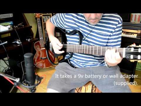 Yamaha Silent Guitar - SLG110N - Review And Demo