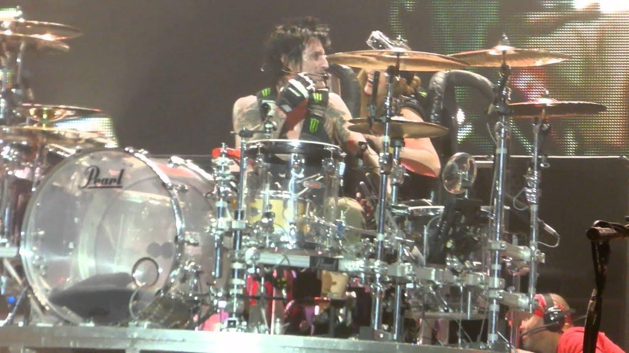 Tommy Lee Drums Wallpaper Quot Tommy Lee Roller Coaster Drum