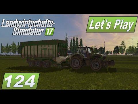 LS17 #124 Nicht die Tiere verhungern lassen #Lets Play Landwirtschafts Simulator 2017 mod map #hd