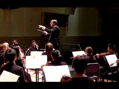 Jordan Smith Conducts Mahler 2