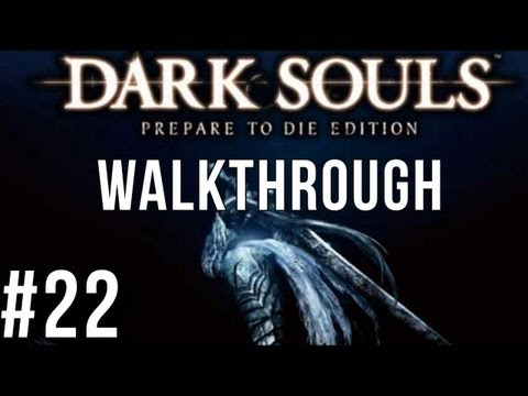 Seath the Scaleless - Dark Souls Walkthrough Part 22