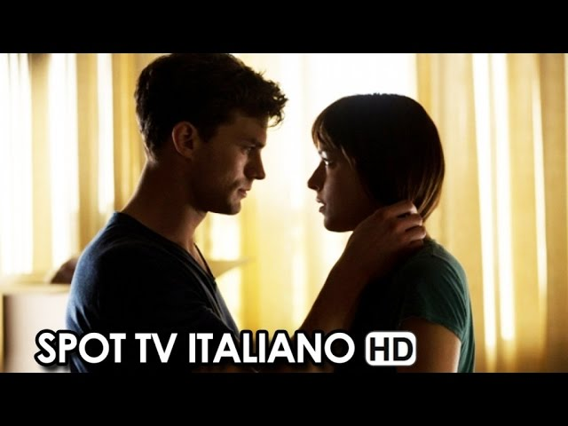 Cinquanta sfumature di grigio Spot tv 'Chi è?' (2015) - Dakota Johnson, Jamie Dornan Movie HD