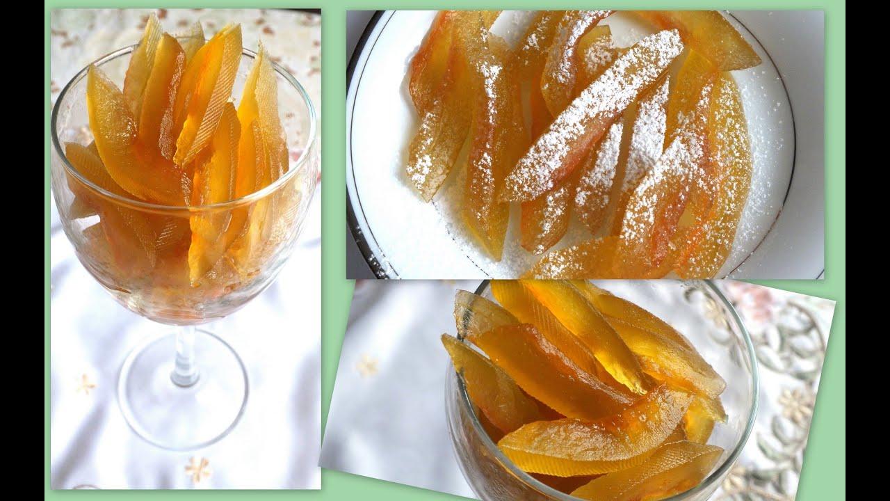 Мармелад из арбузных корок рецепт с фотографиями 63