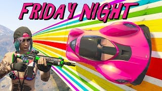 LIVE - FRIDAY NIGHT - COME JOIN US (( GTA 5 ONLINE PS4 ))