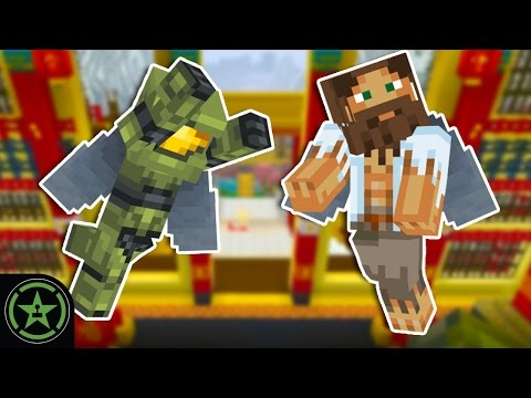 Let's Play Minecraft: Ep. 258 - 2 Glide 2 Furious