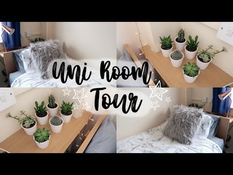 FIRST YEAR UNI ROOM TOUR | EMILY ROSE