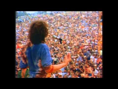 Joe Cocker ~ Something To Say ~ LIVE Woodstock 1969