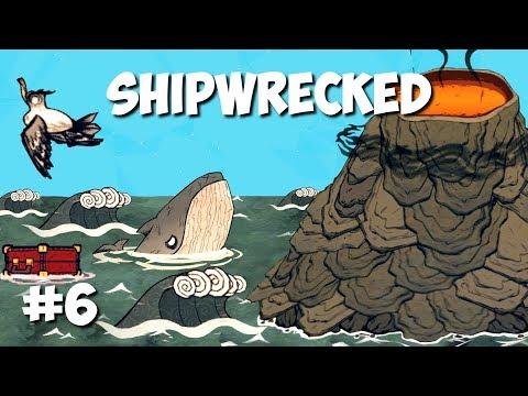 DS: Shipwrecked LP (6) - Вулкан найден.