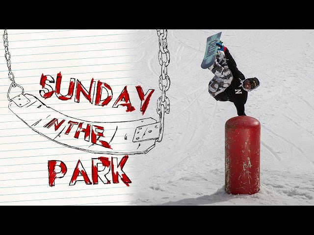 SUNDAY IN THE PARK 2015 EPISODE 7