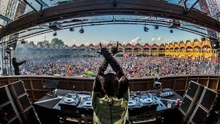 Laidback Luke - LIVE Super You&Me Stage, Tomorrowland, Belgium (2015)