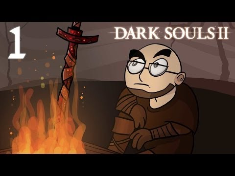 Let's Play - Dark Souls II - Clerical Terror [Episode 1]