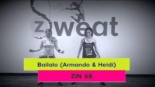 download lagu Bailalo Armando & Heidi  Zin 68  Zumba gratis