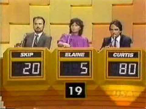 Game shows 80s