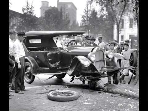 Race Car Safety History