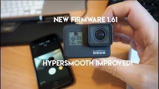 Hypersmooth Fixed! GoPro Hero 7 Black, New 1.61 Firmware Update - Netcruzer TECH