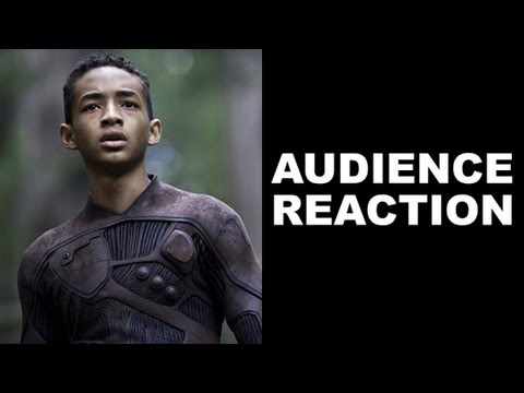 After Earth Movie Review : Beyond The Trailer