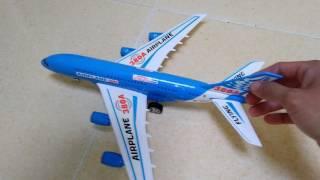 Đồ chơi trẻ em - Máy bay đồ chơi - Máy bay chở khách khổng lồ