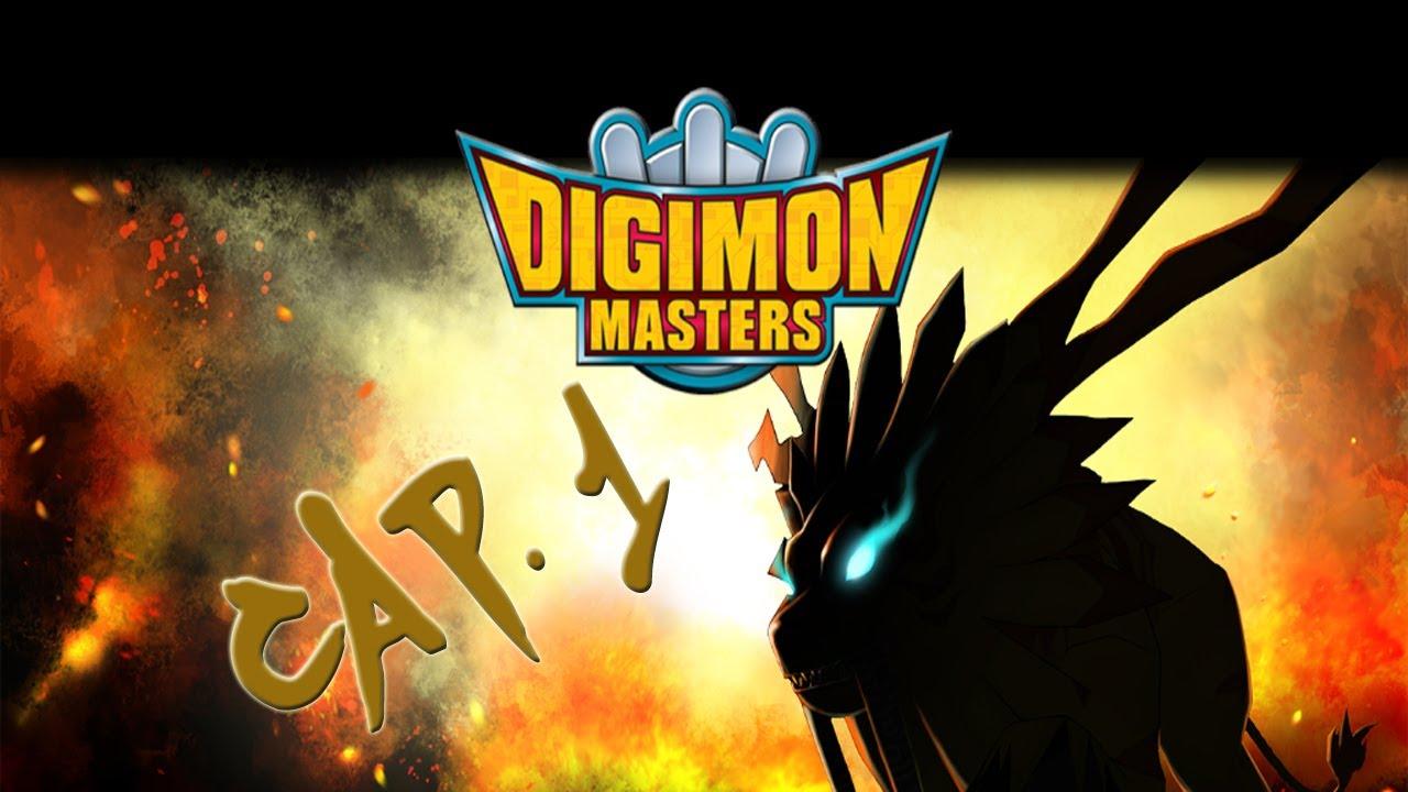 digimon masters online joymax