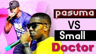 PASUMA AND SMALL DOCTOR LIVE ON STAGE | 2020 PASUMA LATEST FUJI LIVE SHOW