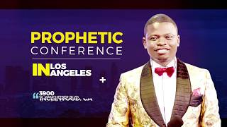 Los Angeles Prophetic  Conference With Major One