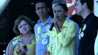 Caio comenta passagem de Marina por Brasília. Caráter firme, coração pacificado, nova política..