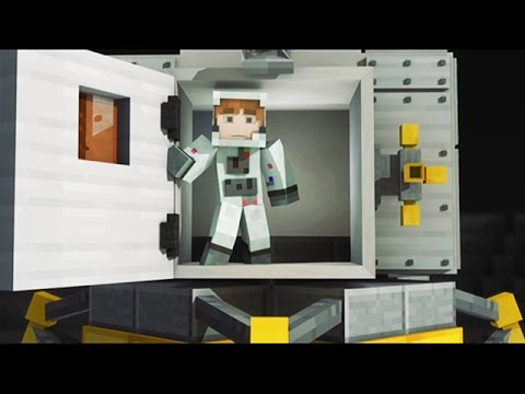 "♪ Minecraft Song ""Endstone"" - A Minecraft Parody of Moondust by Jaymes Young (Music Video)"
