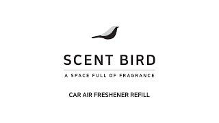 샌츠 버드 차량용 방향제 SCENT BIRD Car Air Freshener