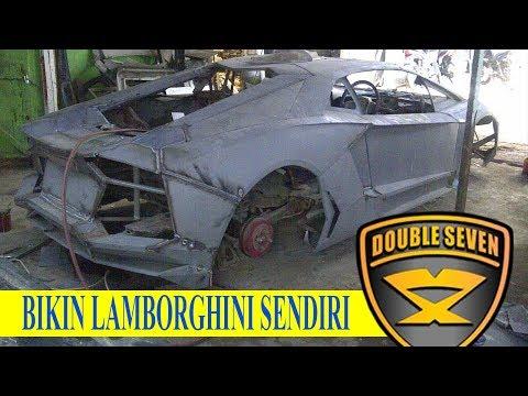 Bengkel Modifikasi Replika Ferrari & Lamborghini - Double Seven Bandung