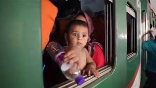 Millions in Bangladesh on the move