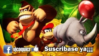 Analisis Donkey Kong Country 3DS