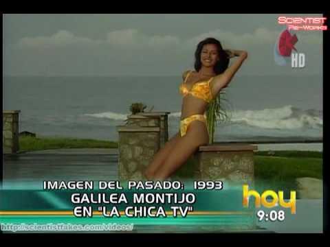 Galilea Montijo: Bikini de Jovencita