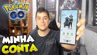 MOSTRANDO MINHA CONTA, MEDALHAS, SHINIES, ETC (ABRIL/2019) -  Pokémon Go