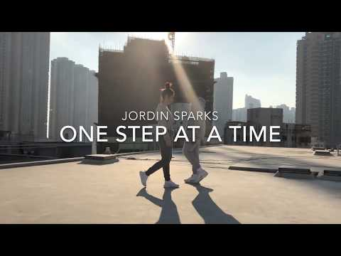 Jordin Sparks - One Step At A Time || Dance Concept Video