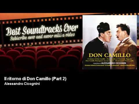 Alessandro Cicognini - Il ritorno di Don Camillo - Part 2 - Best Soundtracks Ever